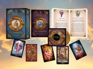 I love this oracle deck. Ciro's artwork is infused with some wonderful energy!